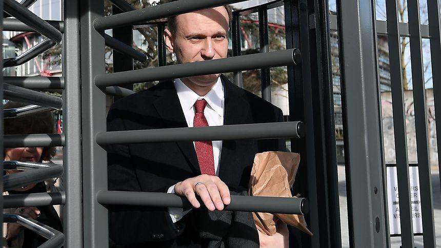 Líder da oposição russa detido em Moscovo após apelar a manifestações