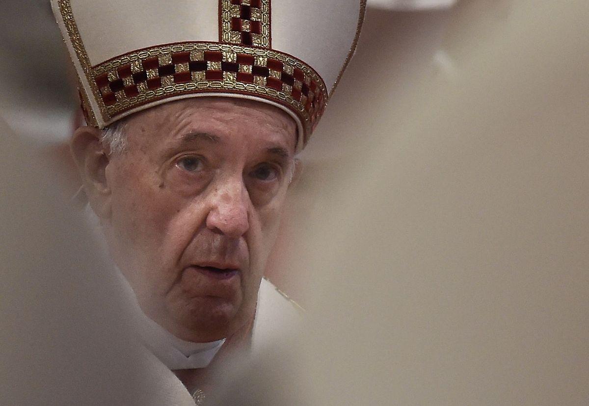 Papst Franziskus macht es seinen Beschützern nicht immer leicht.