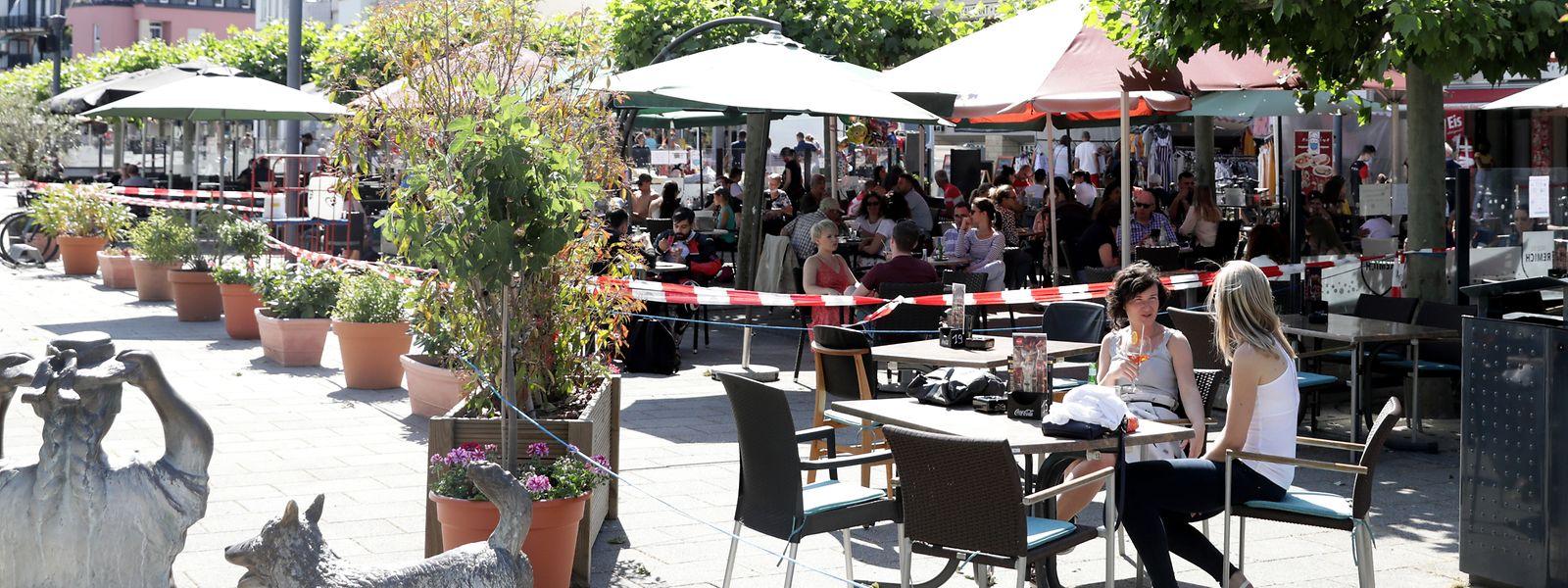 La Commission européenne n'a rien eu à redire sur le régime d'aides proposé exceptionnellement pour soutenir le secteur du tourisme et des bars-restaurants.
