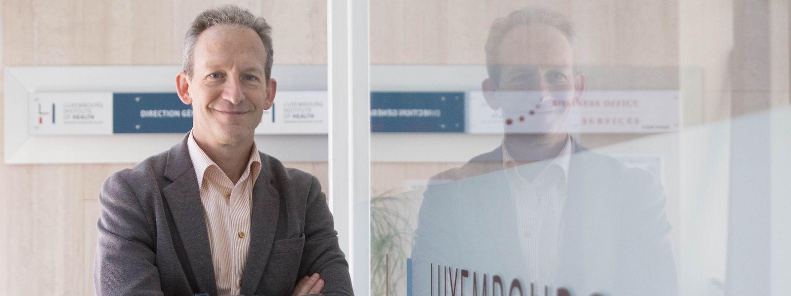 Der Lebensmittelwissenschaftler Torsten Bohn ist am Luxembourg Institute of Health in Strassen tätig.