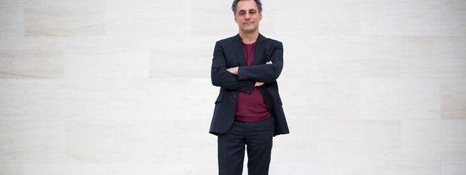 Enrico Lunghi dirige le Mudam depuis 2009.
