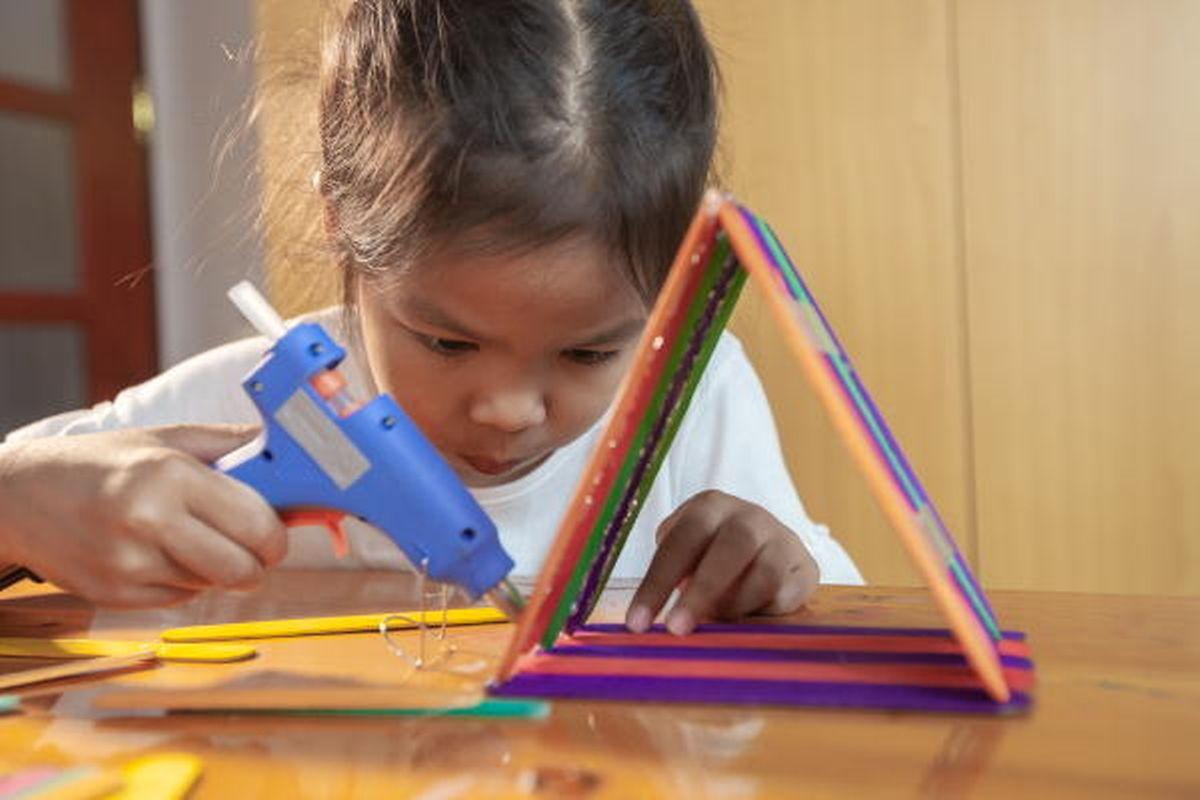 """Das Programm """"Luca-Outside"""" gibt wertvolle Basteltipps für Kinder."""