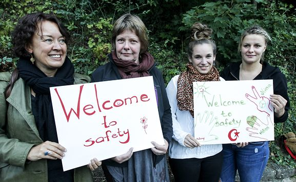 Bloggers Join In Welcoming U S Cultural Affairs Officers: Luxembourg Welcomes 1st Group Of