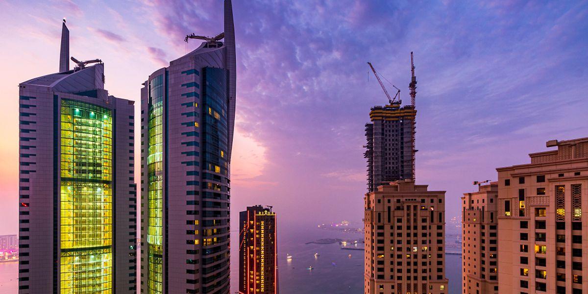 Al Fattan Tower, Dubai