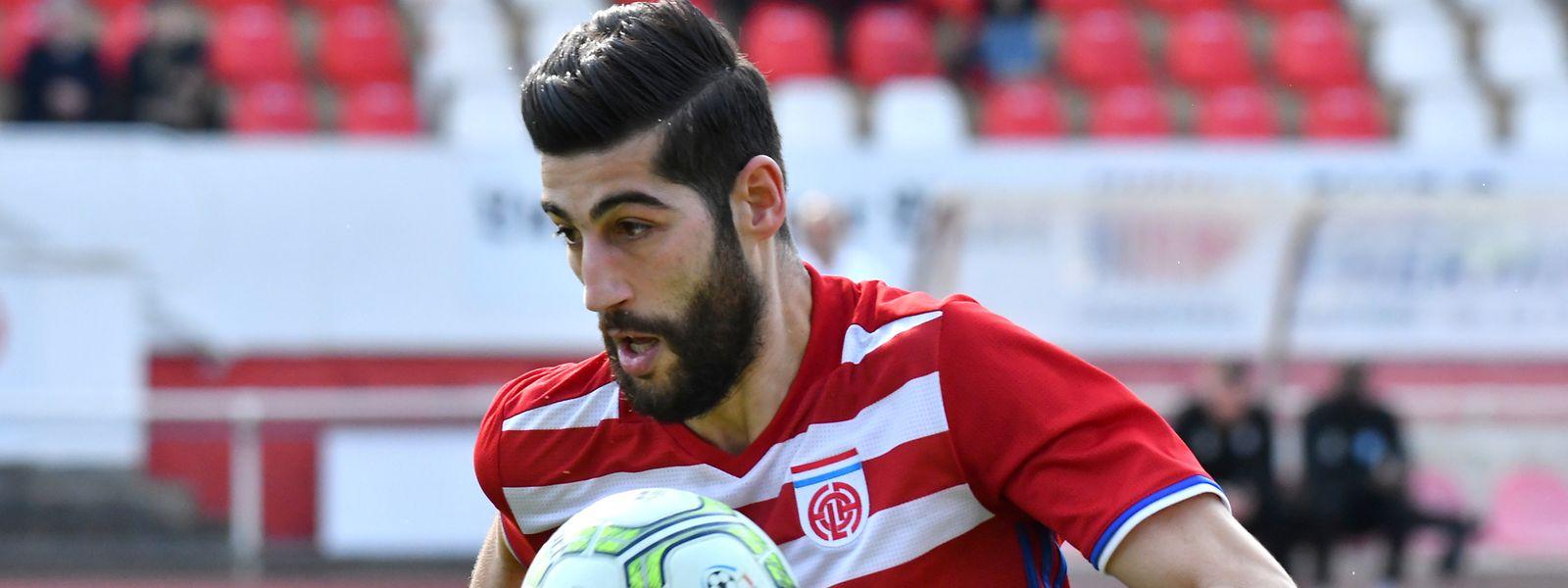 Samir Hadji geht künftig in Belgien auf Torejagd.
