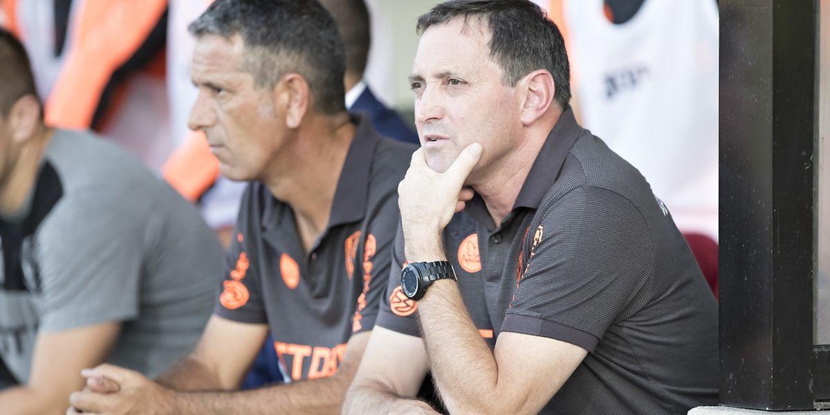 Toni Conceicao a aligné une équipe bis ce dimanche en championnat. Le technicien portugais a besoin de fraîcheur jeudi.