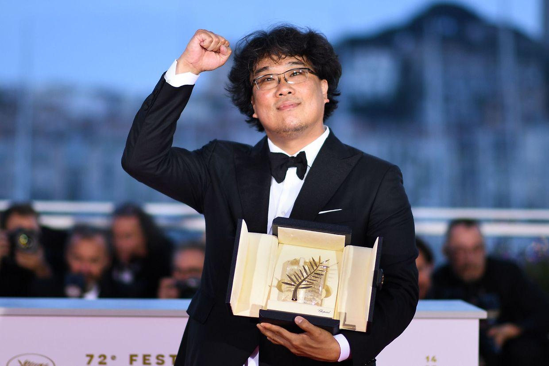 La Palme d'Or a été attribuée à Bong Joon-Ho pour son film «Parasite».