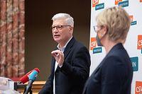 Claude Wiseler als Co-Parteipräsident und Martine Hasen als Co-Fraktionschefin sind in den kommenden beiden Jahren zwei der wichtigsten Aushängeschilder der CSV.