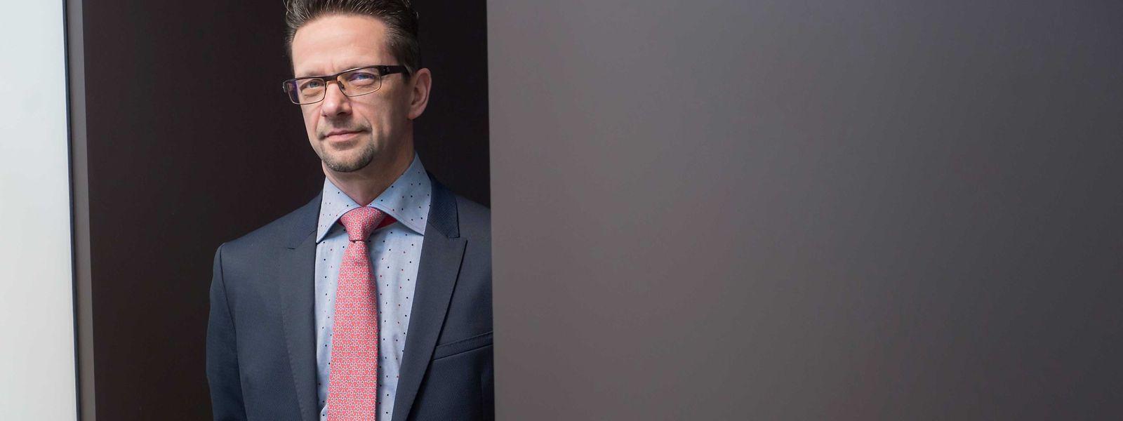 Johnny Brebels est Directeur Company Relations and Support au sein de Luxinnovation.