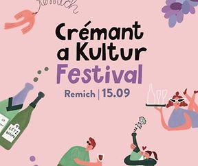 Crémant a Kultur Festival