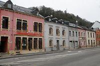 Lokales, Häuser unter Denkmalschutz, Abriss, rue Mühlenbach, place d'Eich Foto: Anouk Antony/Luxemburger Wort