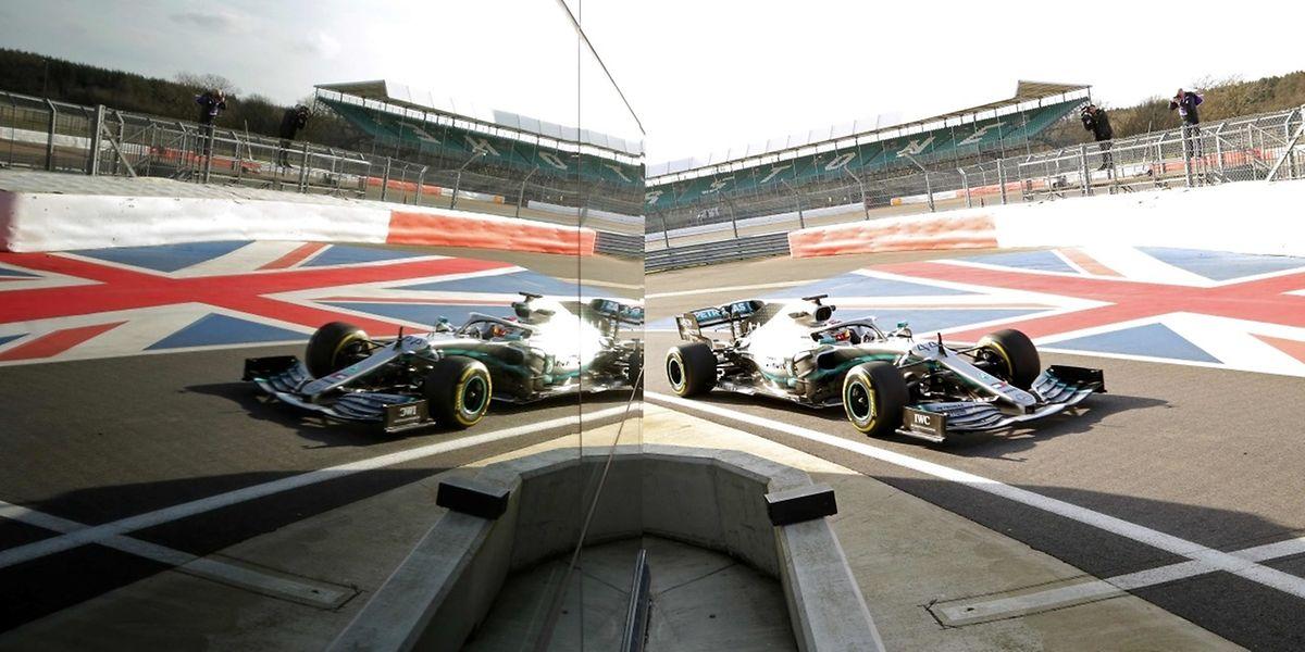 La planète Formule 1 vit au rythme des essais et des présentations à moins d'un mois des trois coups.