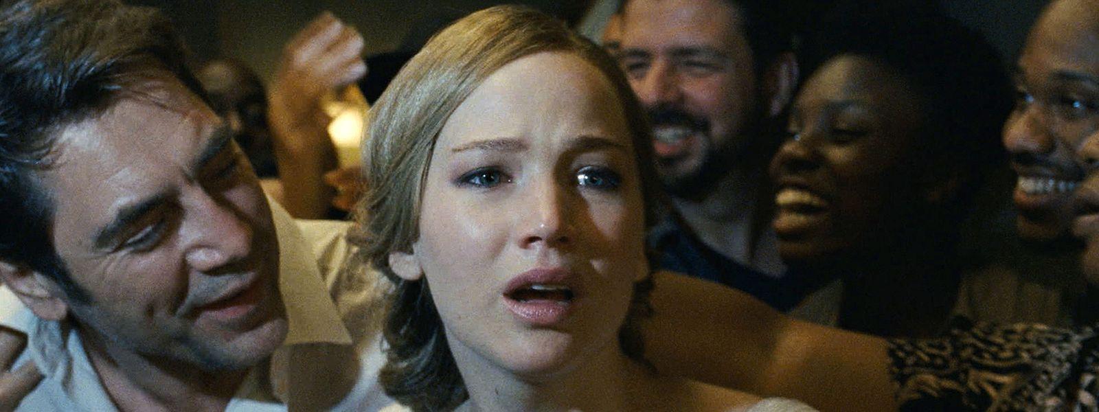 """Jennifer Lawrence va en voir de toutes les couleurs dans """"mother!"""""""