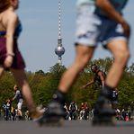 Alemanha. Tendência de queda de novos contágios mantém-se