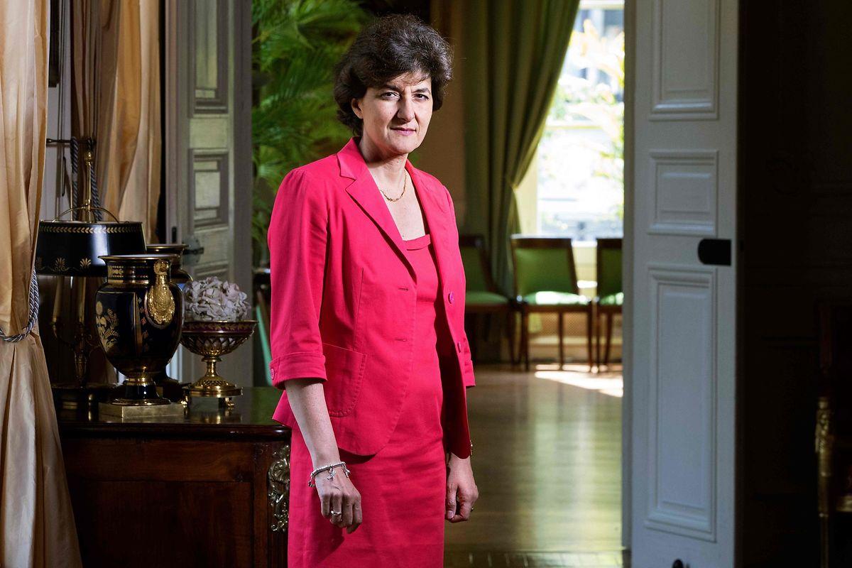 Sylvie Goulard est actuellement en poste à la Banque de France. Elle a déjà été élue parlementaire européenne en 2009 puis 2014.