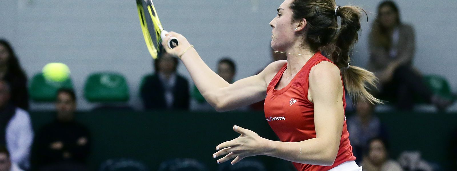 Eléonora Molinaro bringt viele Voraussetzungen mit, um es zur Profispielerin zu schaffen. Doch die WTA-Tour ist nicht mehr ihre Priorität.