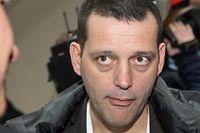 Edouard Perrin après le délibéré LuxLeaks en janvier.