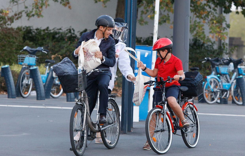 L' action annuelle «E Kaddo fir de Vëlo» a lancé la Semaine européenne de la mobilité en Ville de Luxembourg.