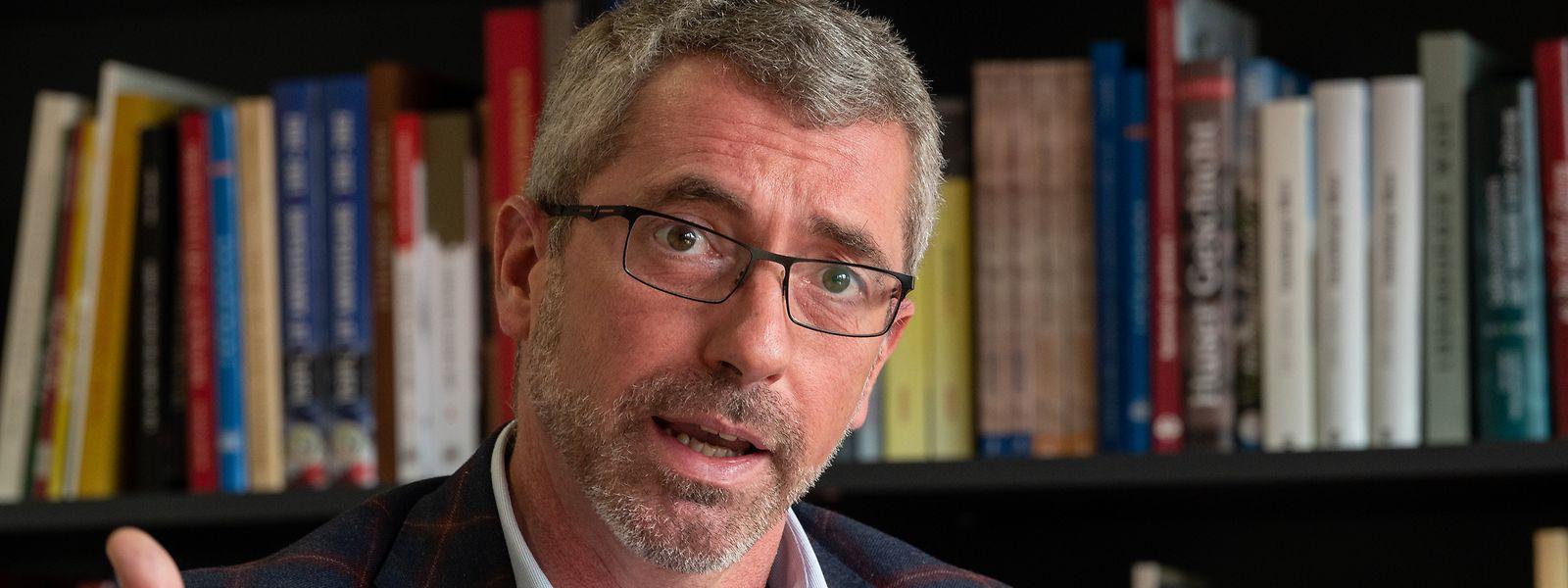 Frank Engel est prêt à s'engager dans un nouveau projet civique, mais plus au sein du parti chrétien-social.