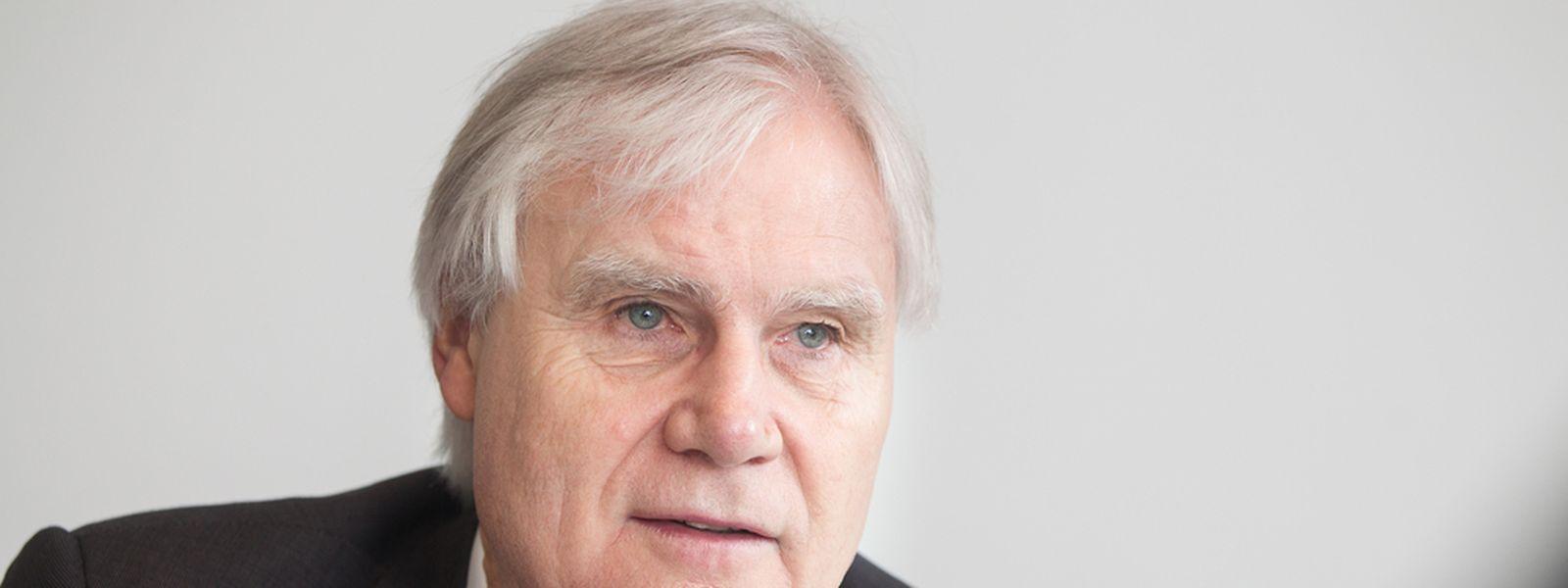 Ex SES-Boss Romain Bausch wird in Zukunft die Finanzen des Staats kontrollieren.