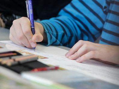 Nach den Osterferien müssen die Schüler des Zyklus 4.2 eine zweite Testreihe schreiben.