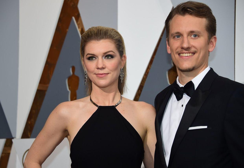 """Der Luxemburger Jerry Franck und seine Frau Courtney Marsh, die gemeinsam für """"Chau, beyond the Lines"""" nominiert waren, gingen leer aus."""