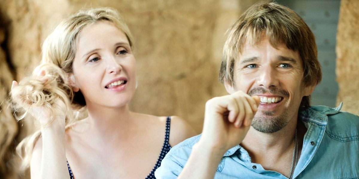 Julie Delpy und Ethan Hawke schlüpfen bereits zum dritten Mal in die Rollen von Céline und Jesse.
