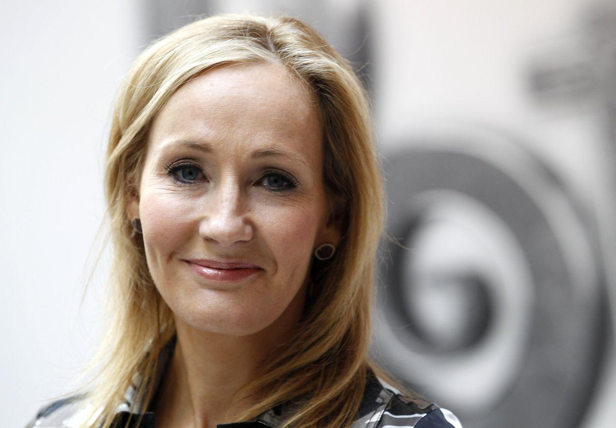 Bestsellerautorin J. K. Rowling will Kinder bei Laune halten.