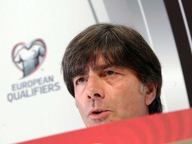 Joachim Löw musste entscheiden.