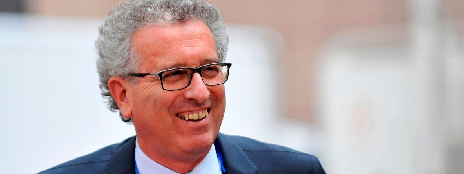 Le ministre des Finances Pierre Gramegna a notamment expliqué les nouvelles mesures pour attirer les talents qui manquent encore au pays.