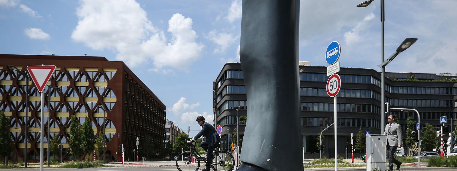 Vor allem die Entwicklung von Luxemburgs Finanzplatz zeichnet für die hohe Kreditwürdigkeit verantwortlich.
