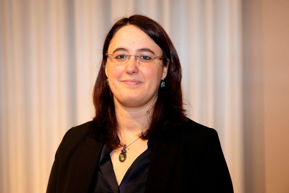 Maité Schenten, la commissaire de l'exposition.