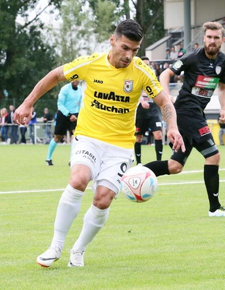 Daniel da Mota fez representou o F91 Dudelange em mais de 240 jogos e marcou 71 golos