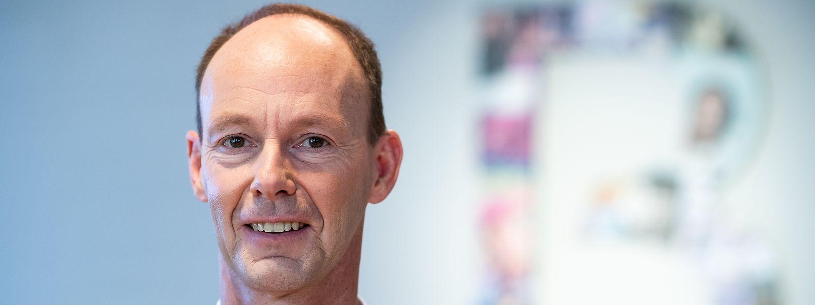 A compter du 1er avril, Thomas Rabe devient CEO de RTL Group, après avoir été président du conseil d'administration de l'actionnaire principal, Bertelsmann.