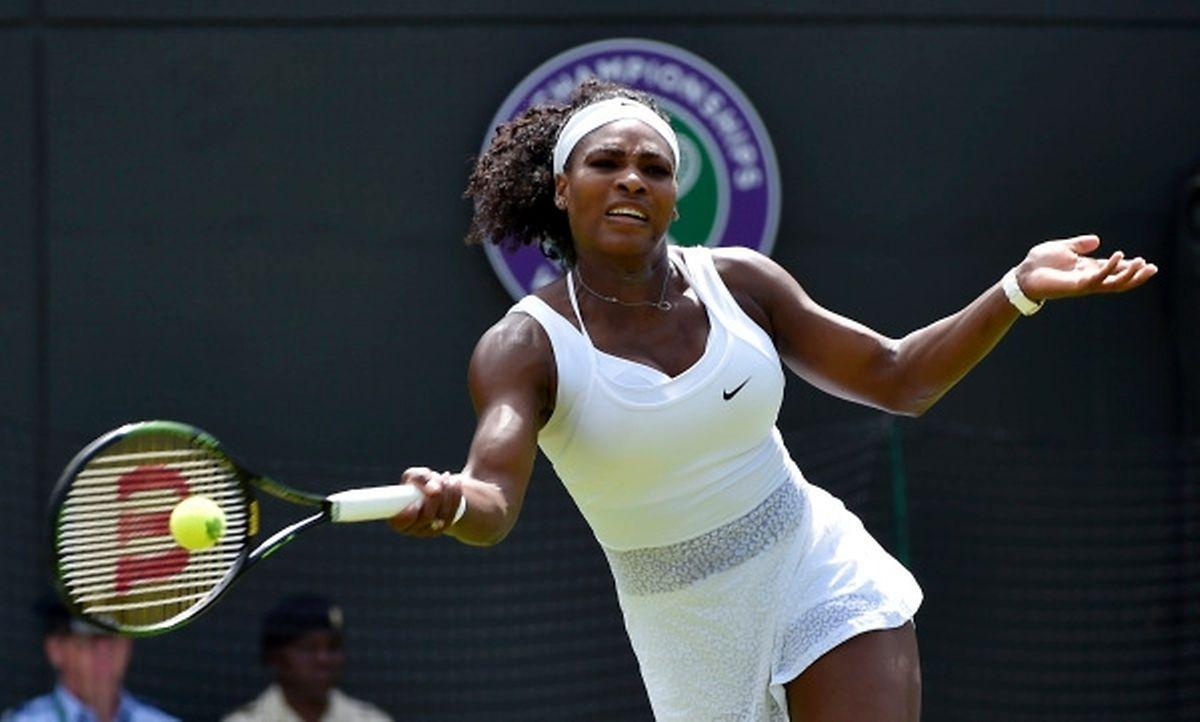 Victorieuse de l'inconnue Margarita Gasparyan, Serena Williams affrontera la Hongroise Timea Babos au 2e tour