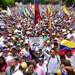 Venezuelanos no Luxemburgo organizam manifestação a favor da transição