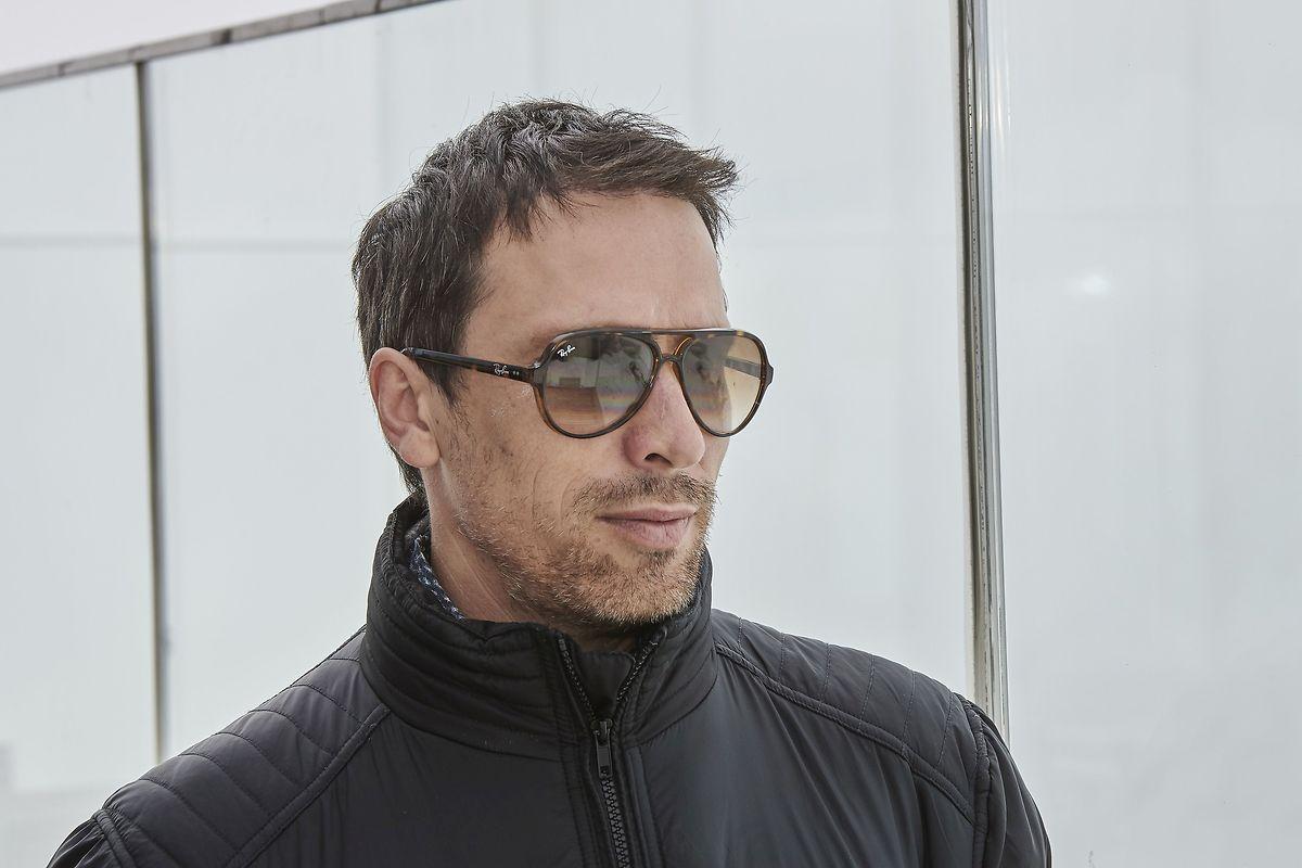 Art-Director und Film-Designer Tino Schaedler.