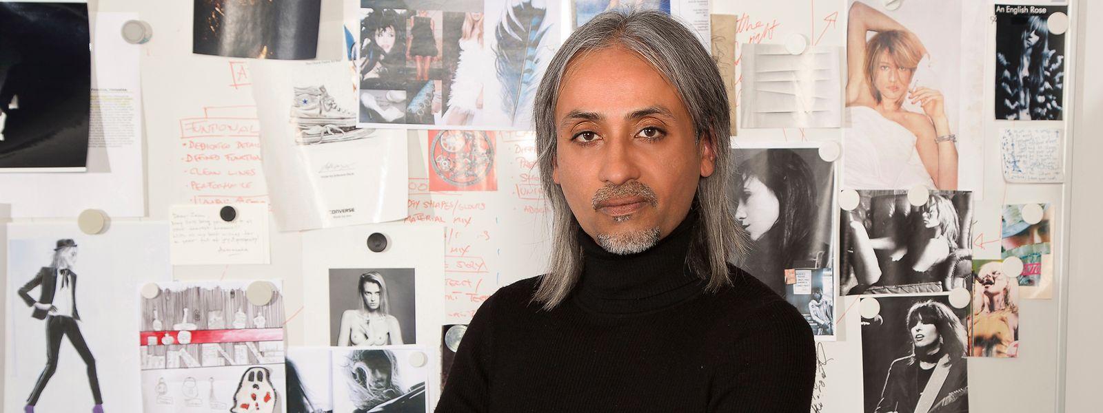 Zaim Kamal ist ein Kind der 1970er-Jahre, die ihn auch in seinem Schaffen beeinflusst haben.