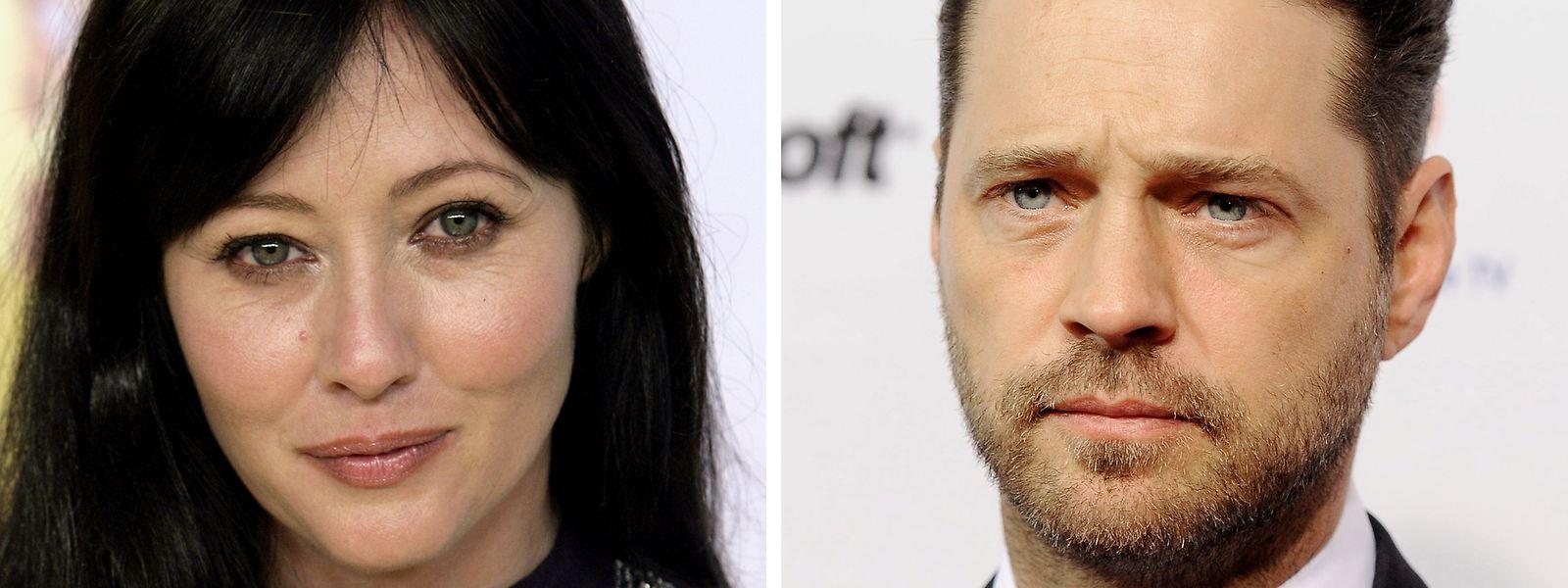 Shannon Doherty und Jason Priestly werden in der Neuauflage von Beverly Hills 90210 zu sehen sein.