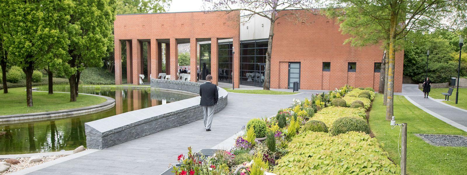 Rund 51.000 Verstorbene ließen sich bisher im Krematorium in Hamm einäschern.