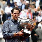 Rafael Nadal conquista pela 12.ª vez Roland Garros