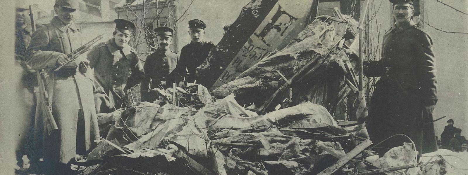 Es war einer der ersten industrialisierten Kriege: Im Ersten Weltkrieg wurden viele neue Waffen eingeführt – wie die Fliegerbombe. Die Historiker der Universität Luxemburg konnten 136 französische Bombenabwürfe auf Luxemburg nachweisen.