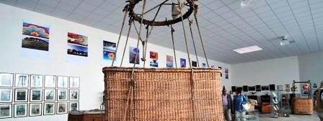 Le nouveau Musée Pilâtre deRozier est ouvert depuis le mois de mai sur près de 400 m2, au cœur de l'aérodrome de Chambley Planet'Air.