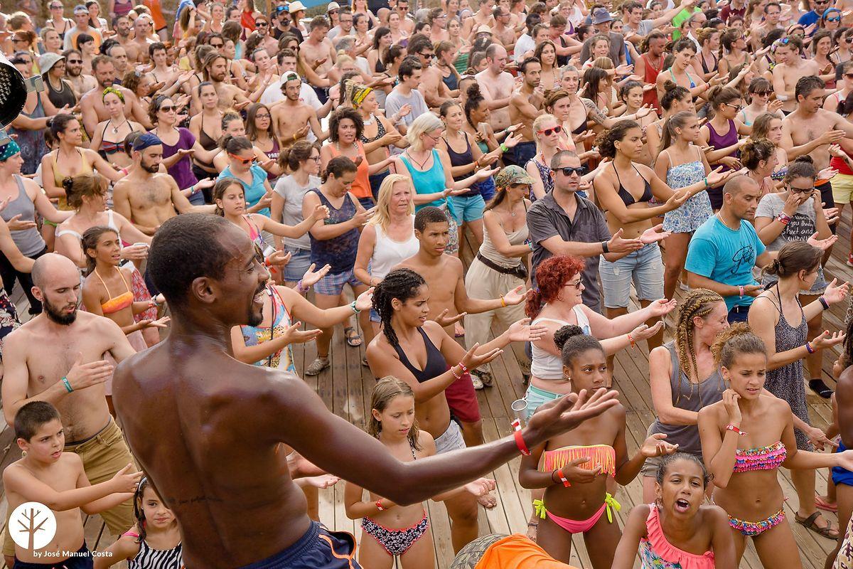 Desde 1996 que o festival Andanças promove a música e a dança popular. Depois de ter deixado a região de S. Pedro do Sul, tem atraído milhares de pessoas a Castelo de Vide.