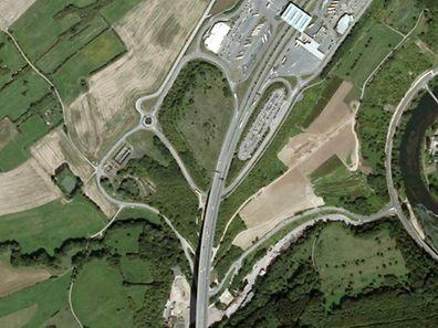 Die Strecke von Wasserbillig zur Autobahn A1 soll bis Montag gesperrt bleiben.