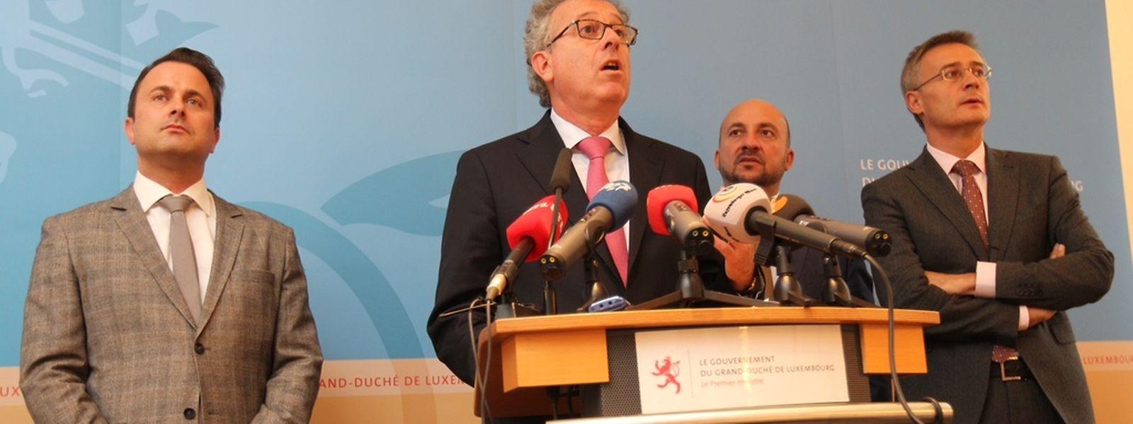 Le Premier ministre, Xavier Bettel, a redit jeudi matin que la pratique du « tax ruling » respectait les règles internationales
