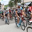 Tour de France Luxemburg/Wiltz, passage du tour rue du château,Ben Gastauer im Peloton, Photo Guy Wolff