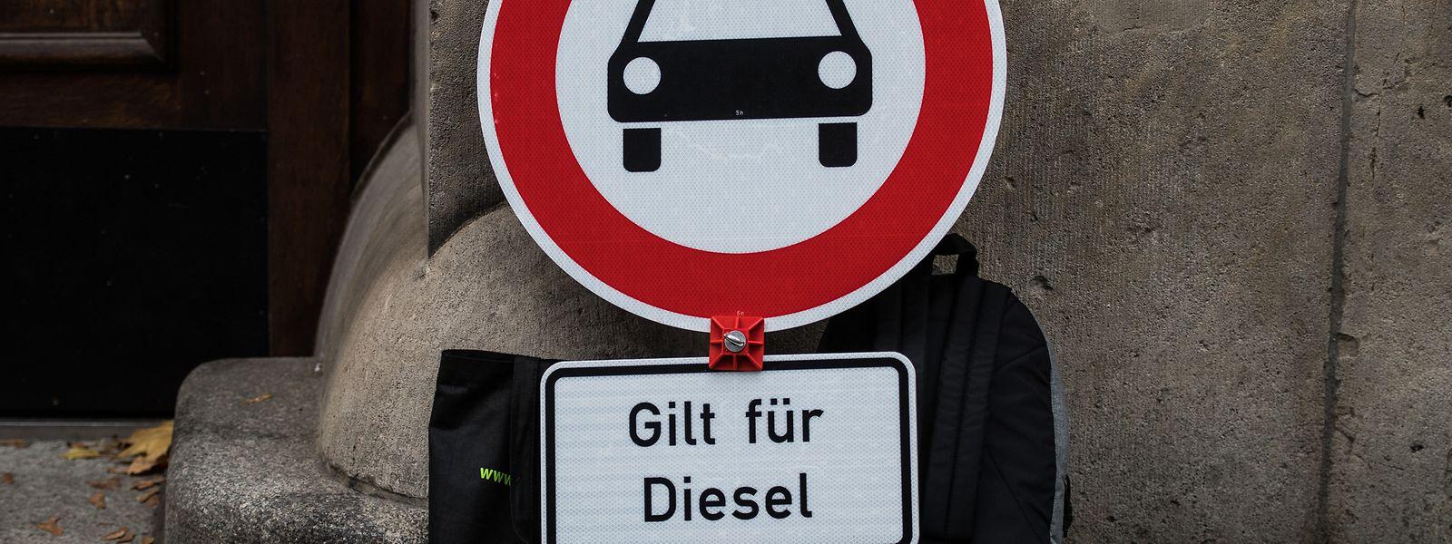Dieselfahrer haben zunehmend einen schweren Stand.