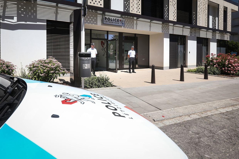 76, Avenue de la Faïencerie lautet die neue Adresse der Polizei in Limpertsberg. Die modernen Räumlichkeiten wurden gestern am Rande der Pressekonferenz zur Rekrutierung eingeweiht.