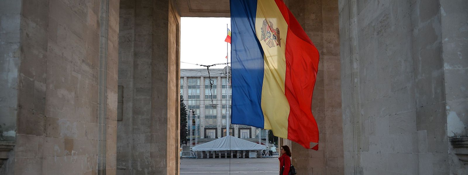 Moldau mit seinen 3,5 Millionen Einwohnern liegt zwischen der Ukraine und Rumänien im politischen Spannungsfeld zwischen Russland und der EU